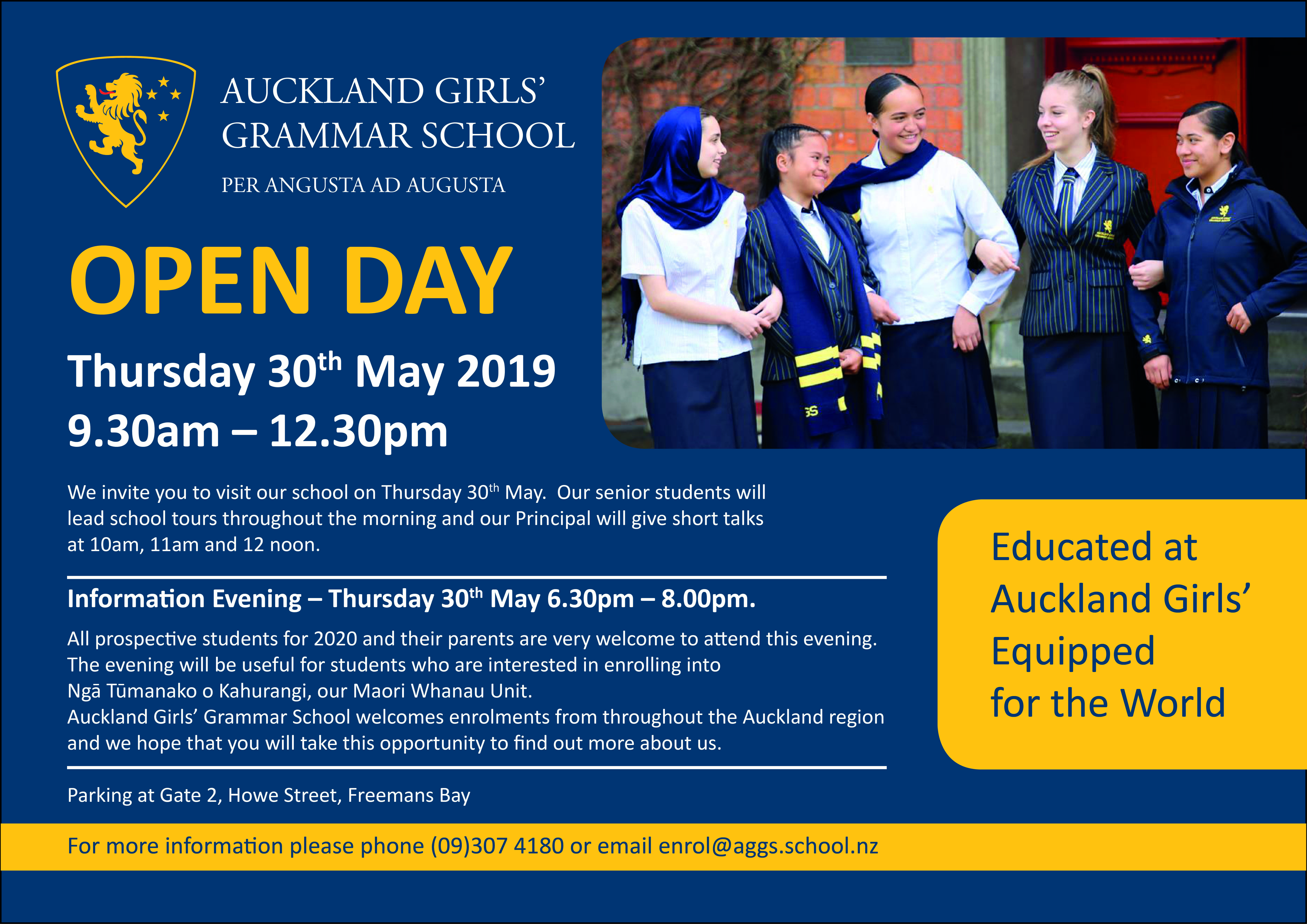 2019 Open Day